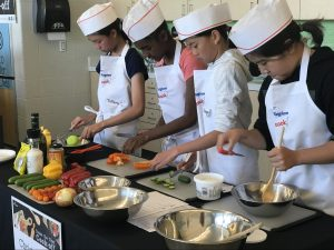 San Lorenzo Ruiz Catholic Education Week Cooking Challenge!