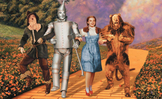 Wizard of Oz is Almost Here!