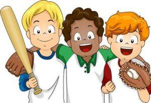 Challenger Baseball Program at SLR!